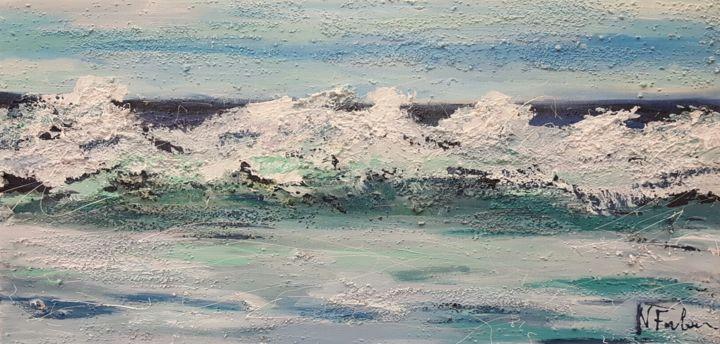 Nicoletta - Spumeggia Il moto perpetuo sulla cresta dell'onda